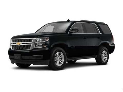2016 Chevrolet Tahoe for sale at Carros Usados Fresno in Fresno CA