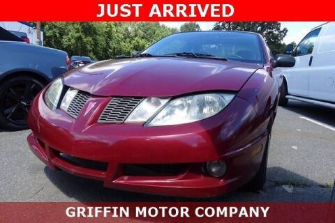 2005 Pontiac Sunfire for sale at Griffin Buick GMC in Monroe NC