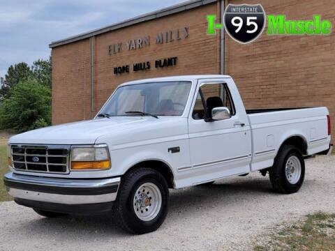 1993 Ford F-150 for sale at I-95 Muscle in Hope Mills NC