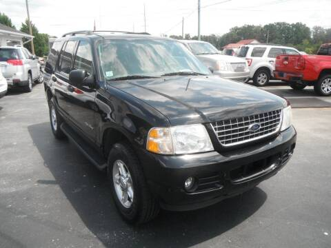 2004 Ford Explorer for sale at Morelock Motors INC in Maryville TN