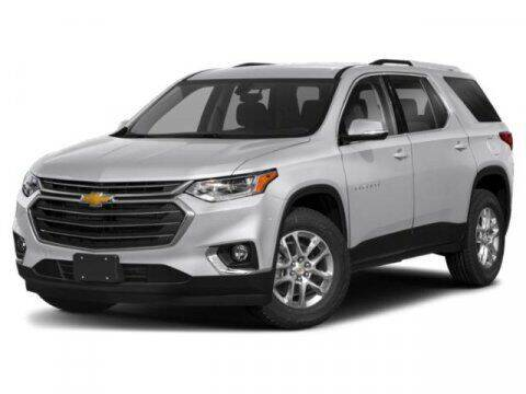 2018 Chevrolet Traverse for sale at STG Auto Group in Montclair CA