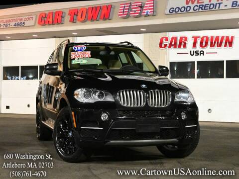 2013 BMW X5 for sale at Car Town USA in Attleboro MA