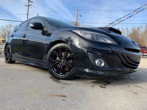 2012 Mazda MAZDASPEED3 for sale at Ankrom Auto in Cambridge OH