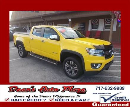2015 Chevrolet Colorado for sale at Dean's Auto Plaza in Hanover PA