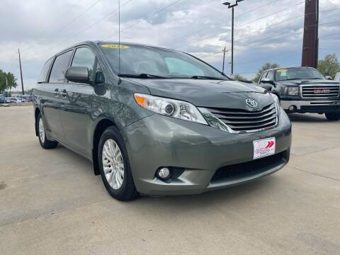 2014 Toyota Sienna for sale at AP Auto Brokers in Longmont CO
