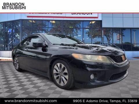 2013 Honda Accord for sale at Brandon Mitsubishi in Tampa FL