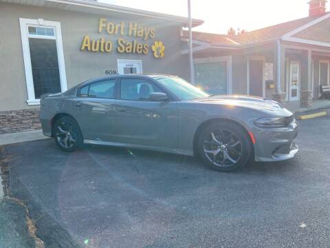 2019 Dodge Charger for sale at Fort Hays Auto Sales in Hays KS