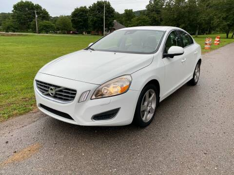 2012 Volvo S60 for sale at Tennessee Valley Wholesale Autos LLC in Huntsville AL