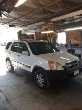 2003 Honda CR-V for sale at Lavictoire Auto Sales in West Rutland VT