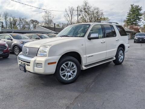 2007 Mercury Mountaineer for sale at GAHANNA AUTO SALES in Gahanna OH