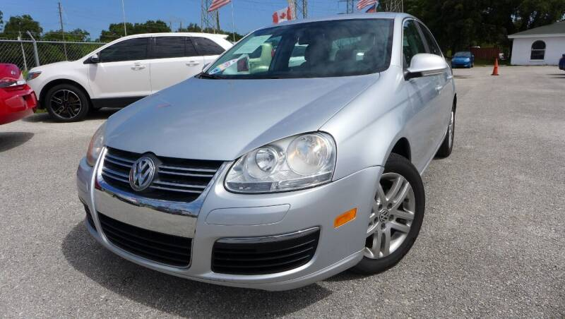 2007 Volkswagen Jetta for sale at Das Autohaus Quality Used Cars in Clearwater FL