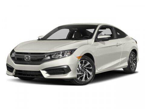 2017 Honda Civic for sale at DAVID McDAVID HONDA OF IRVING in Irving TX