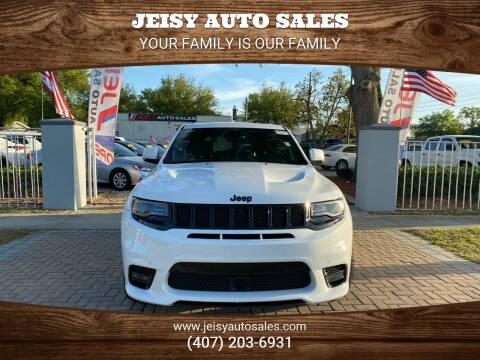 2018 Jeep Grand Cherokee for sale at JEISY AUTO SALES in Orlando FL