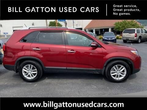 2014 Kia Sorento for sale at Bill Gatton Used Cars in Johnson City TN