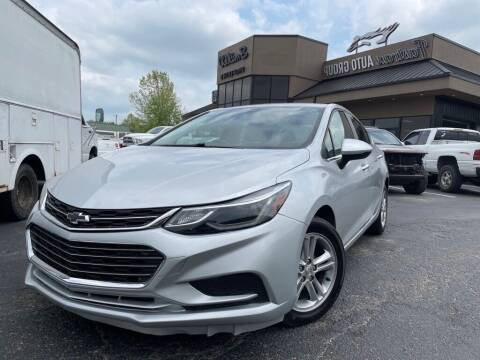 2017 Chevrolet Cruze for sale at FASTRAX AUTO GROUP in Lawrenceburg KY