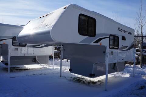 2021 Adventurer 80RB for sale at Polar RV Sales in Salem NH