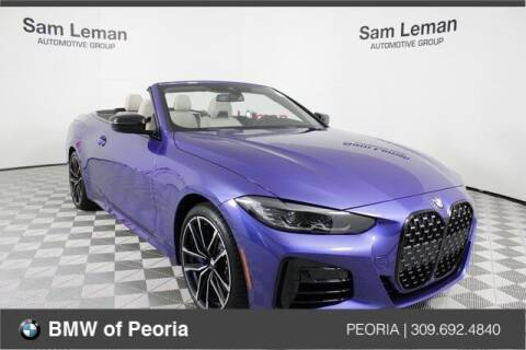 2022 BMW 4 Series for sale at BMW of Peoria in Peoria IL