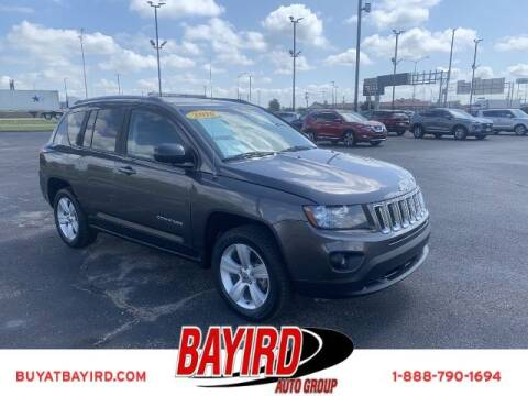 2016 Jeep Compass for sale at Bayird Truck Center in Paragould AR