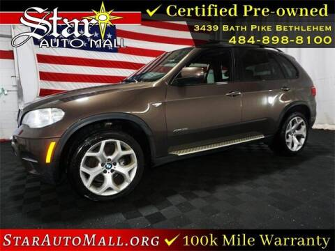 2012 BMW X5 for sale at STAR AUTO MALL 512 in Bethlehem PA