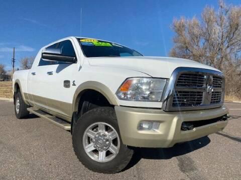 2011 RAM Ram Pickup 3500 for sale at UNITED Automotive in Denver CO