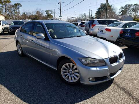 2009 BMW 3 Series for sale at M & A Motors LLC in Marietta GA