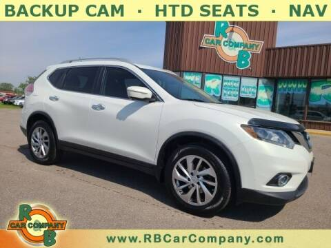 2014 Nissan Rogue for sale at R & B Car Co in Warsaw IN