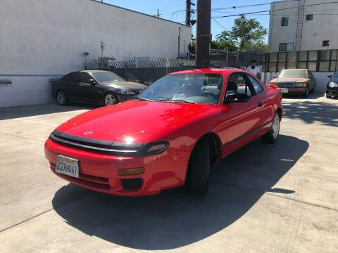 1992 Toyota Celica for sale at Galaxy of Cars in North Hollywood CA