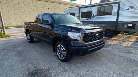2019 Toyota Tundra for sale at Nelivan Auto in Orlando FL