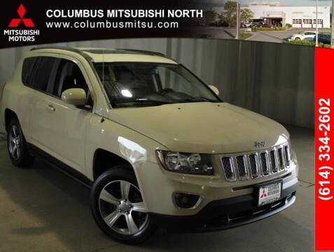 2017 Jeep Compass for sale at Auto Center of Columbus - Columbus Mitsubishi North in Columbus OH