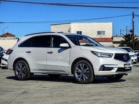 2019 Acura MDX for sale at SoCal Auto Experts in Culver City CA