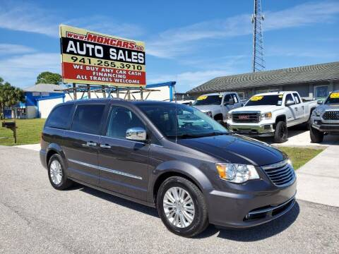 2015 Chrysler Town and Country for sale at Mox Motors in Port Charlotte FL