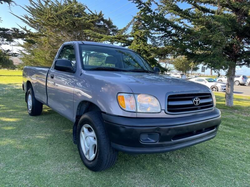 2002 Toyota Tundra for sale at Dodi Auto Sales in Monterey CA