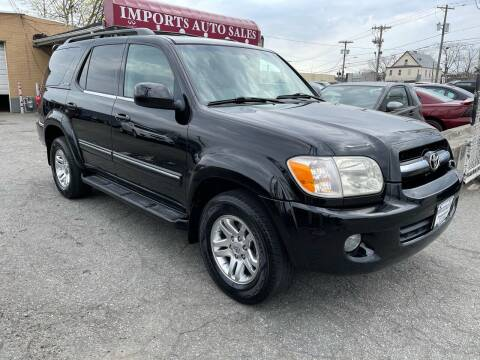 2005 Toyota Sequoia for sale at Imports Auto Sales Inc. in Paterson NJ