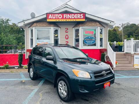 2011 Toyota RAV4 for sale at Auto Finders Unlimited LLC in Vineland NJ