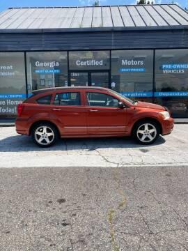 2007 Dodge Caliber for sale at Georgia Certified Motors in Stockbridge GA