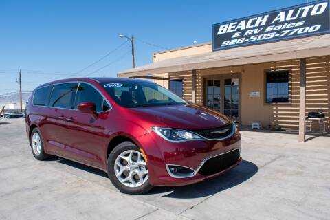 2018 Chrysler Pacifica for sale at Beach Auto and RV Sales in Lake Havasu City AZ