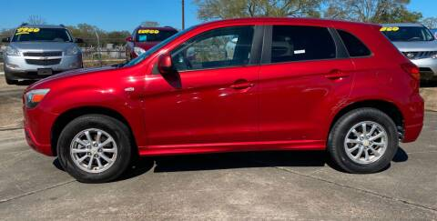 2011 Mitsubishi Outlander Sport for sale at Bobby Lafleur Auto Sales in Lake Charles LA