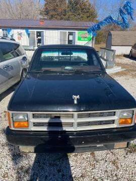 1989 Dodge Dakota for sale at New Start Motors LLC - Rockville in Rockville IN