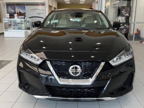 2021 Nissan Maxima for sale at BLACKBURN MOTOR CO in Vicksburg MS