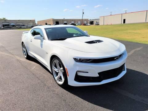 2020 Chevrolet Camaro for sale at Image Auto Sales in Dallas TX