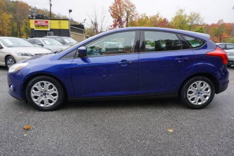 2012 Ford Focus for sale at Bloom Auto in Ledgewood NJ