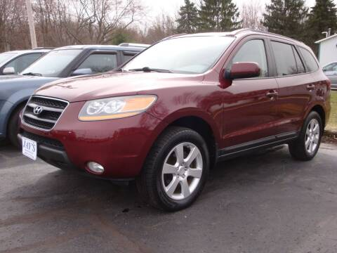 2008 Hyundai Santa Fe for sale at Jay's Auto Sales Inc in Wadsworth OH