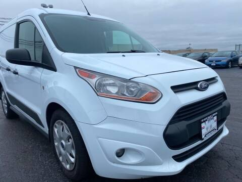 2014 Ford Transit Connect Cargo for sale at VIP Auto Sales & Service in Franklin OH