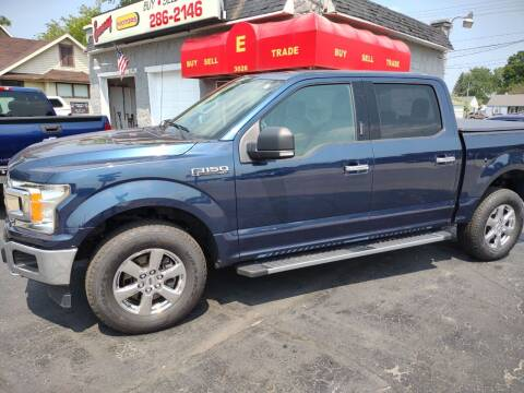 2018 Ford F-150 for sale at Economy Motors in Muncie IN