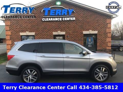 2016 Honda Pilot for sale at Terry Clearance Center in Lynchburg VA