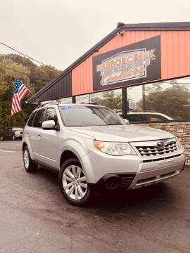 2011 Subaru Forester for sale at Harborcreek Auto Gallery in Harborcreek PA