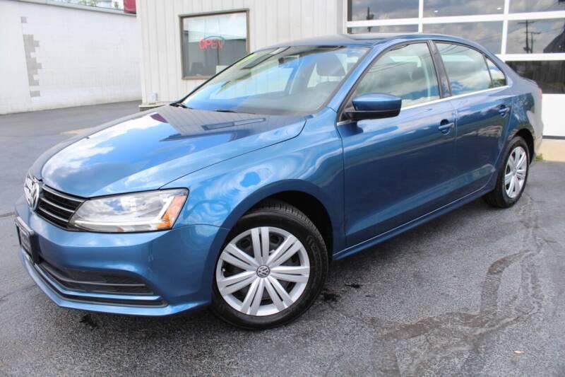 2017 Volkswagen Jetta for sale in Reynoldsburg, OH