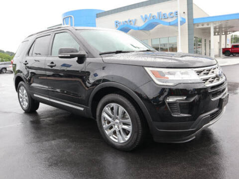 2018 Ford Explorer for sale at RUSTY WALLACE HONDA in Knoxville TN