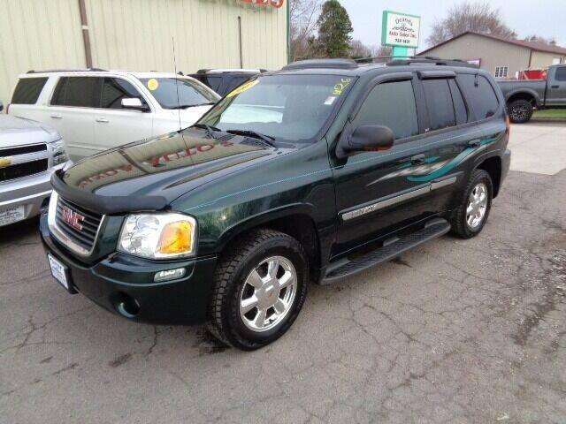 2003 GMC Envoy for sale at De Anda Auto Sales in Storm Lake IA