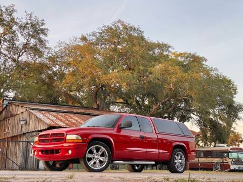2000 Dodge Dakota for sale at OVE Car Trader Corp in Tampa FL
